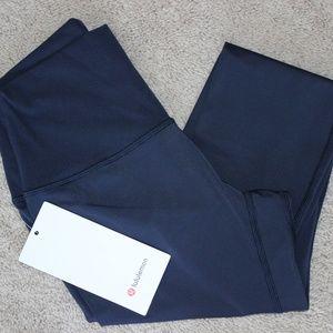 NEW lululemon Align Pant II Leggings NAVY BLUE